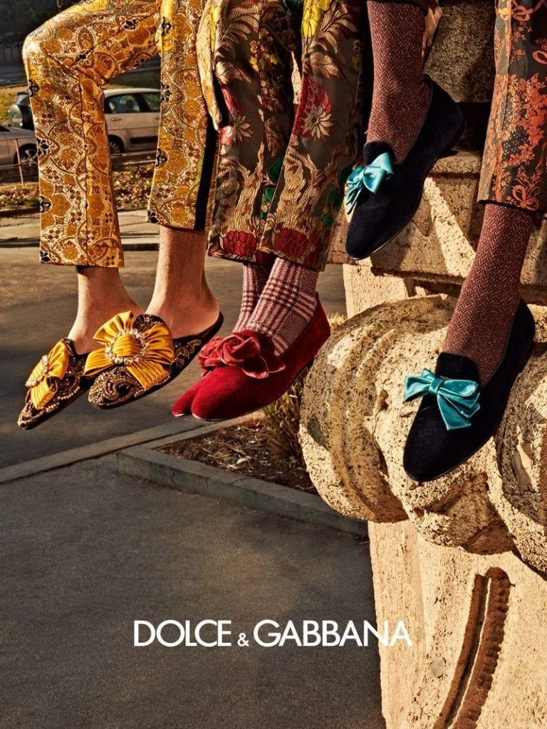 Dolce & Gabbana F/W 2019 Dolce & Gabbana F/W 2019 Vanity Teen 虚荣青年 Menswear & new faces magazine