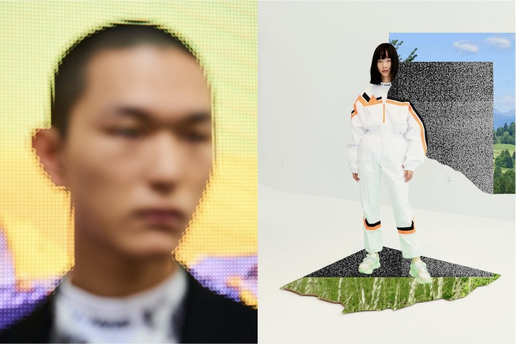 LI-NING F/W 2019 LI-NING F/W 2019 Vanity Teen 虚荣青年 Menswear & new faces magazine