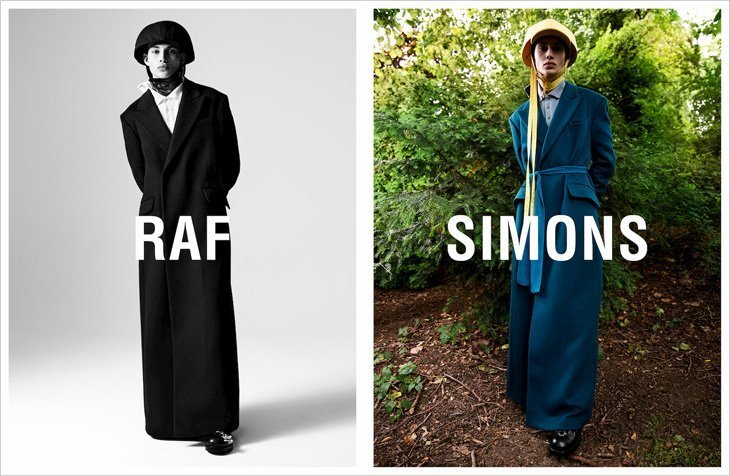 Raf Simons F/W 2019