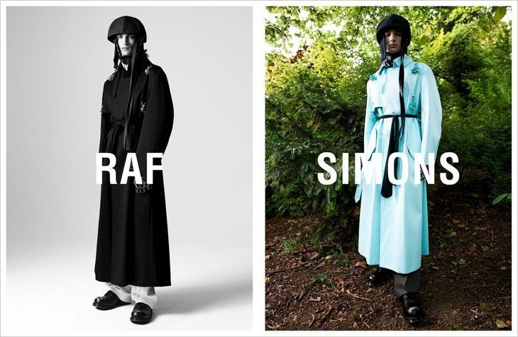 Raf Simons F/W 2019 Raf Simons F/W 2019 Vanity Teen 虚荣青年 Menswear & new faces magazine