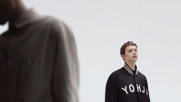 Y3 F/W 2019  Y3 F/W 2019 Vanity Teen Menswear & new faces magazine