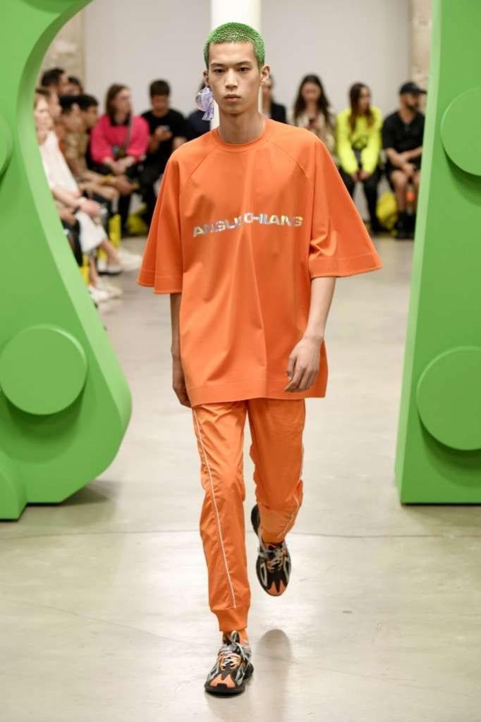 Angus Chiang SS/2020 Angus Chiang SS/2020 Vanity Teen 虚荣青年 Menswear & new faces magazine