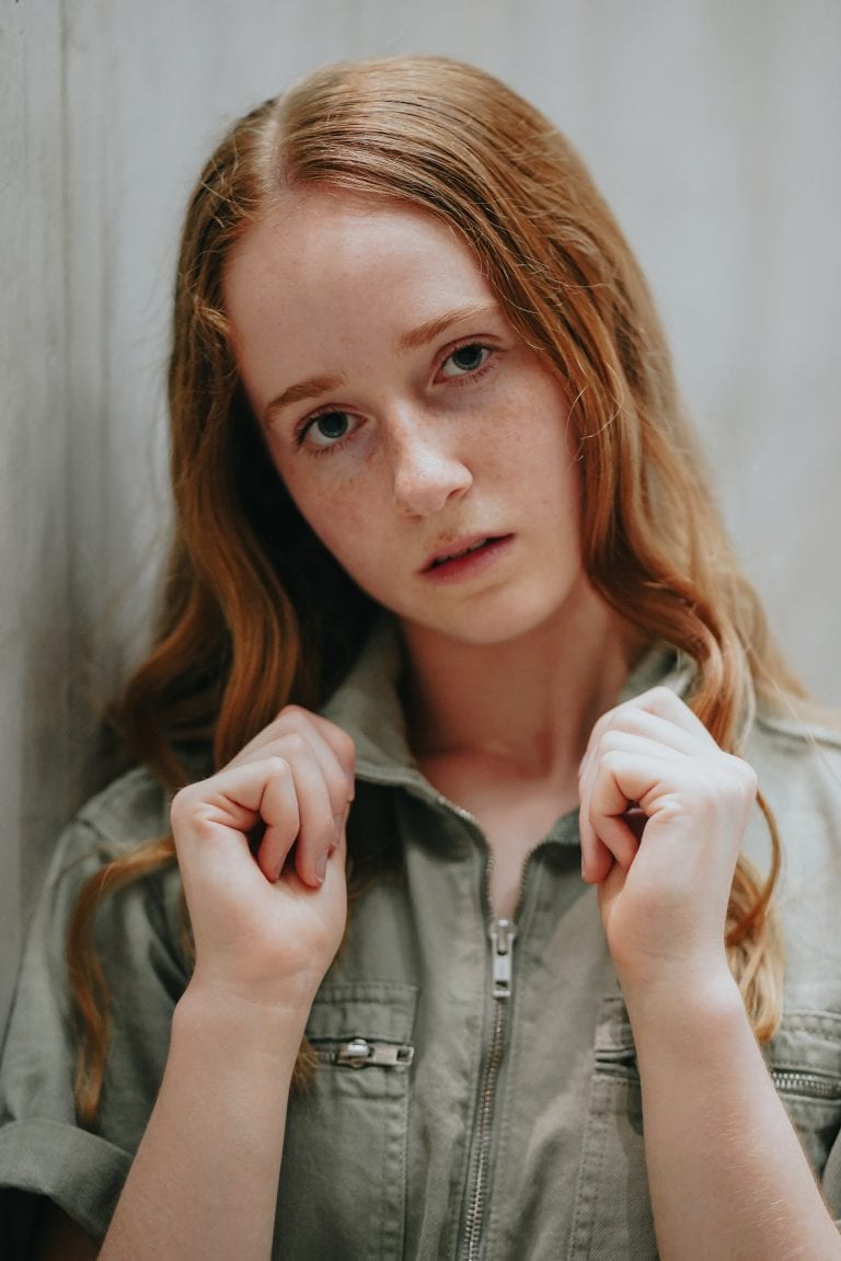 Eleanor Phillips by Anna Clare