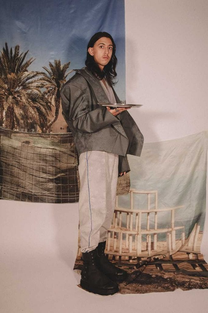 Carolina de Juan Invernizzi Carolina de Juan Invernizzi Vanity Teen 虚荣青年 Menswear & new faces magazine