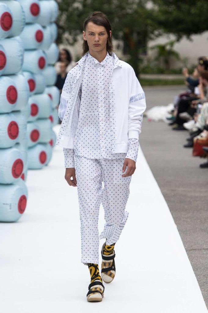 Henrik Vibskov SS/2020 Henrik Vibskov SS/2020 Vanity Teen 虚荣青年 Menswear & new faces magazine