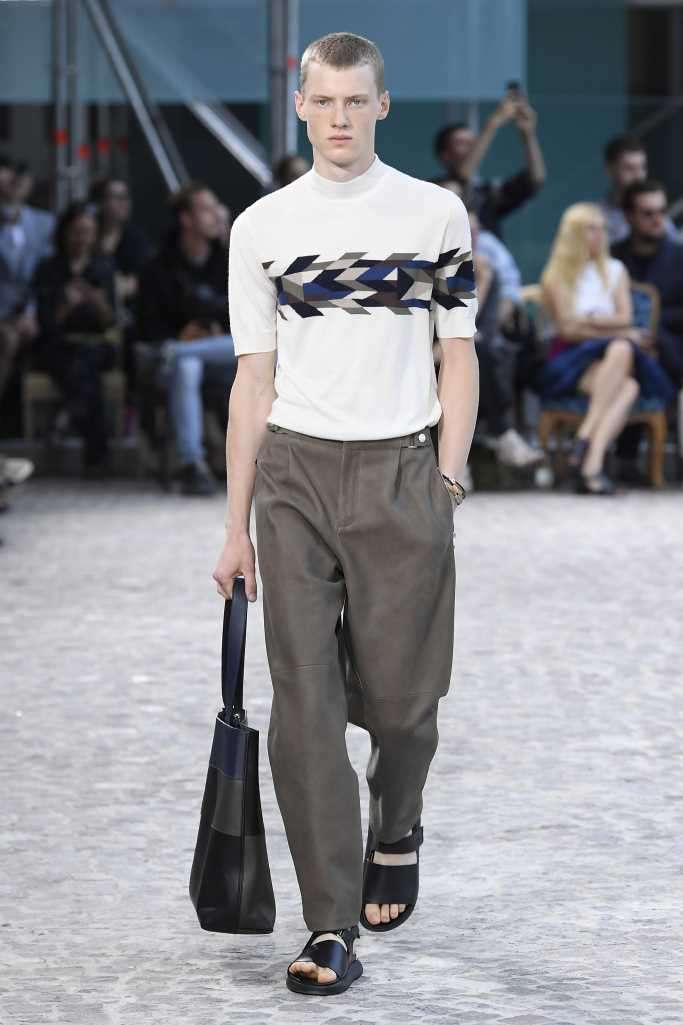 Hermès S/S 2020