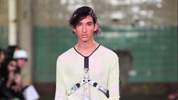 Jordan Luca S/S 2020  Jordan Luca S/S 2020 Vanity Teen Menswear & new faces magazine