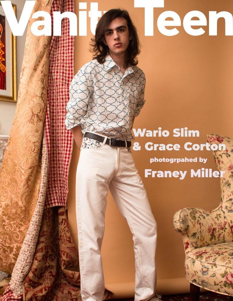 Wario Slim & Grace Corton