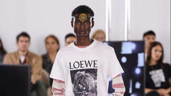 Loewe SS/2020  Loewe SS/2020 Vanity Teen Menswear & new faces magazine