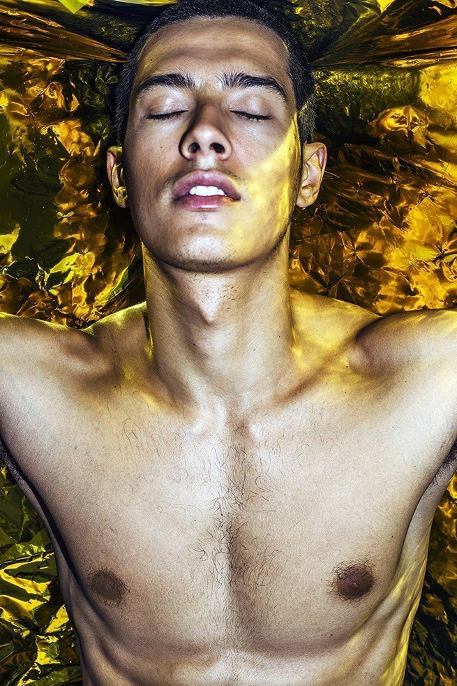 Sandro Campos by Lope Navo Sandro Campos by Lope Navo Vanity Teen 虚荣青年 Menswear & new faces magazine