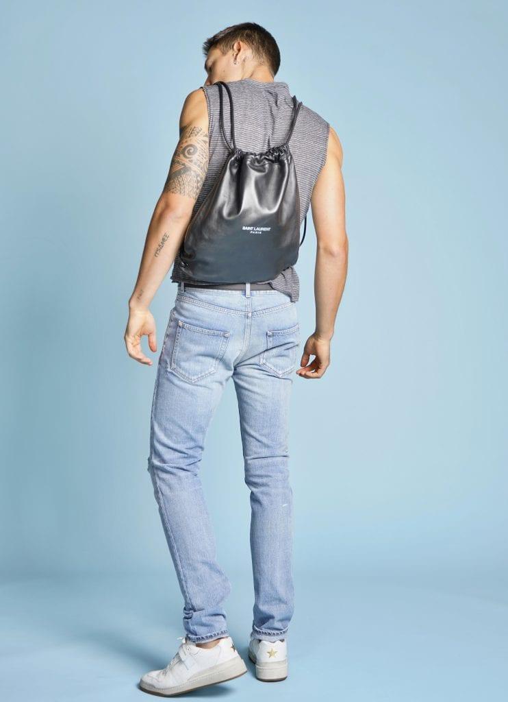 Mario Adrion by Stephan Mientus Mario Adrion by Stephan Mientus Vanity Teen 虚荣青年 Menswear & new faces magazine