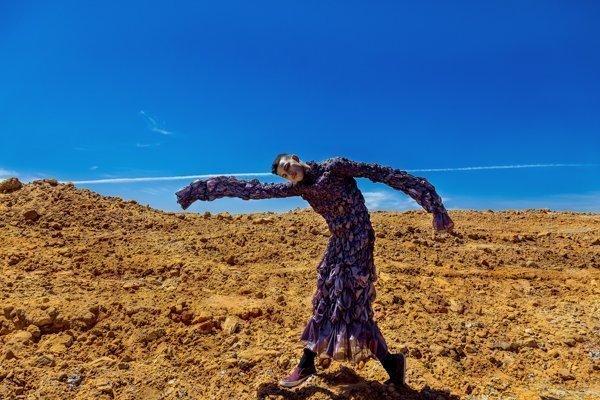 Dress by Madeleine Jost
