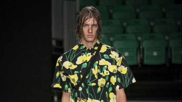 MSGM S/S 2020  MSGM S/S 2020 Vanity Teen Menswear & new faces magazine