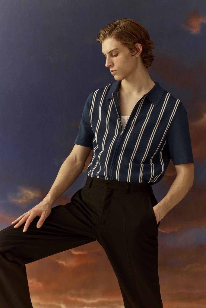 Sandro S/S 2020  Sandro S/S 2020 Vanity Teen Menswear & new faces magazine