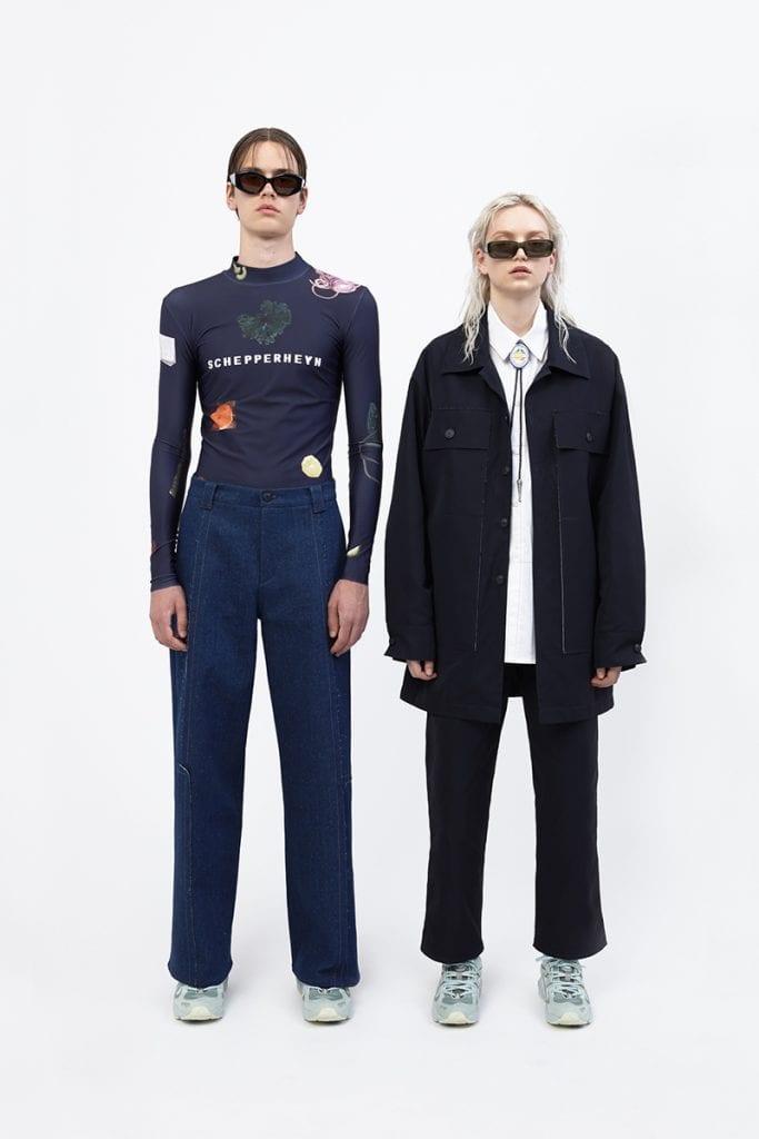 Schepperheyn S/S 2020  Schepperheyn S/S 2020 Vanity Teen Menswear & new faces magazine