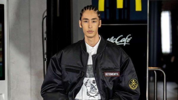 Vetements S/S 2020  Vetements S/S 2020 Vanity Teen Menswear & new faces magazine