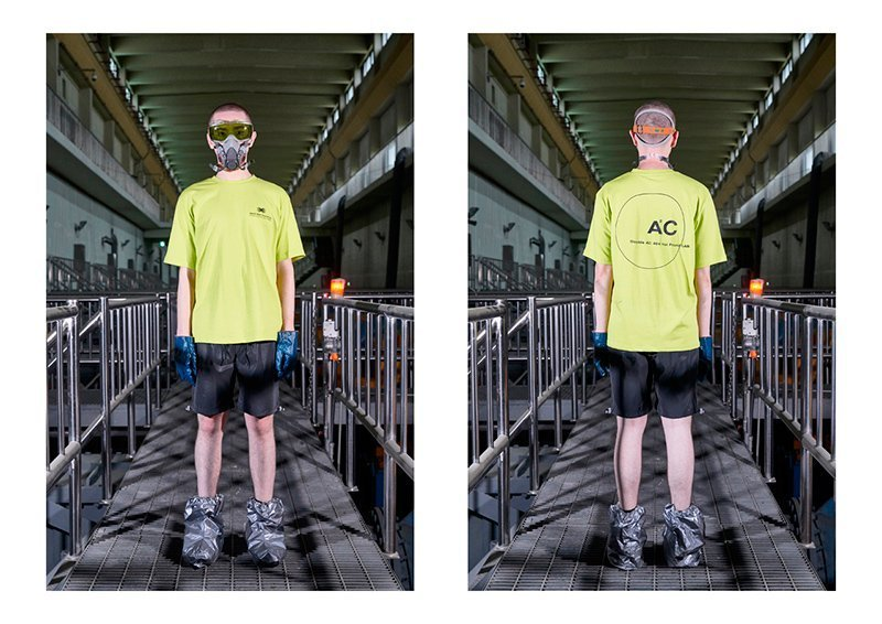 AA/C SS19 Collection AA/C SS19 Collection Vanity Teen 虚荣青年 Menswear & new faces magazine