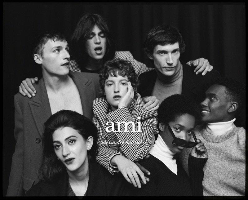 AMI Paris FW/19 AMI Paris FW/19 Vanity Teen 虚荣青年 Menswear & new faces magazine