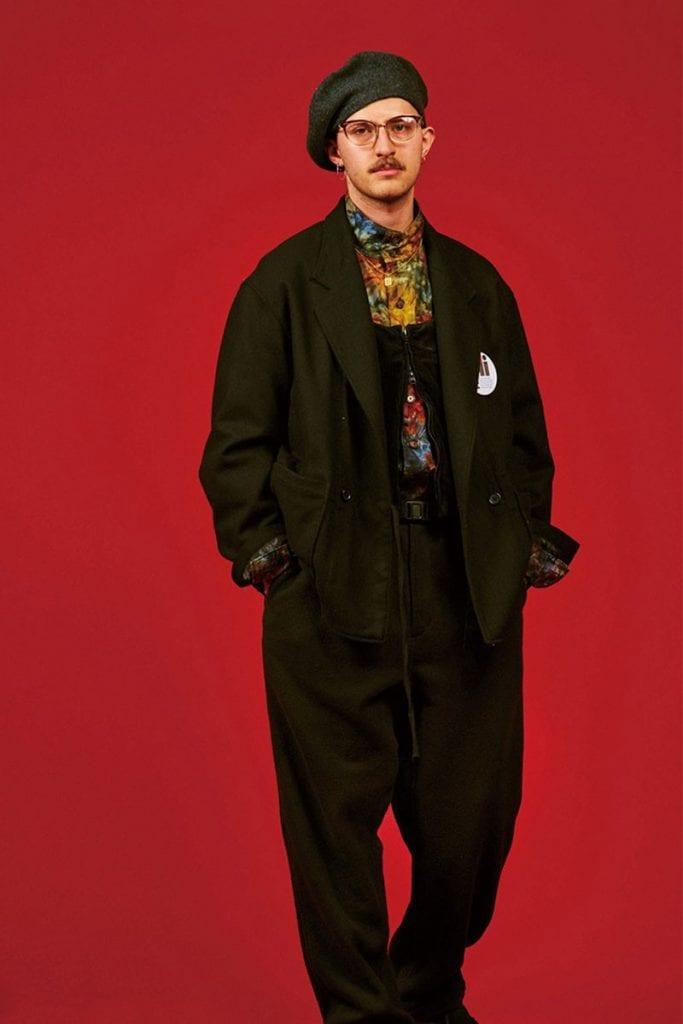 AiE FW/2019 AiE FW/2019 Vanity Teen 虚荣青年 Menswear & new faces magazine