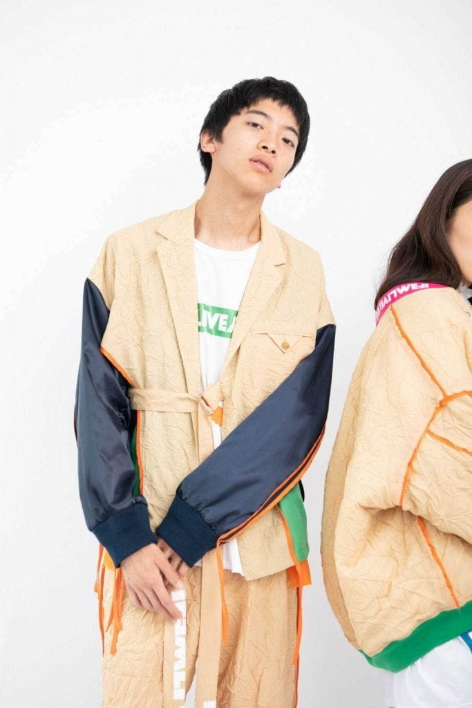 DISCOVERED SS/2020 DISCOVERED SS/2020 Vanity Teen 虚荣青年 Menswear & new faces magazine
