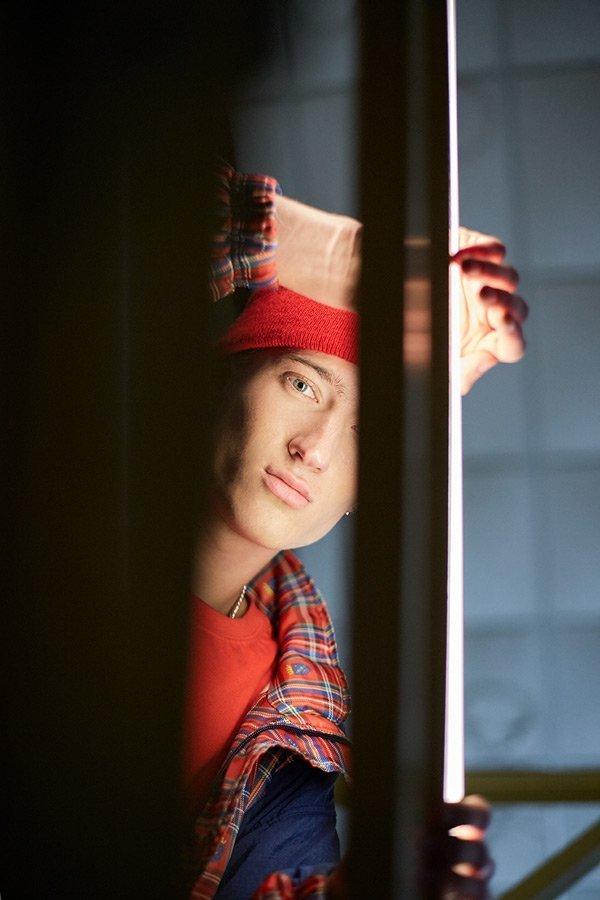 Daniel Sirbu by Pedro da Silva Daniel Sirbu by Pedro da Silva Vanity Teen 虚荣青年 Lifestyle & new faces magazine