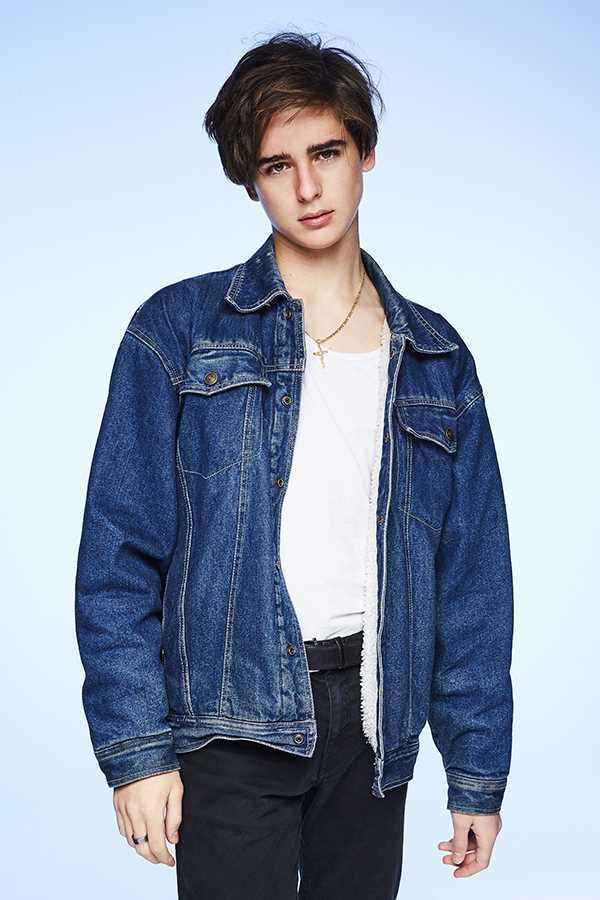 Gian Morrow by Trent Pace Gian Morrow by Trent Pace Vanity Teen Menswear & new faces magazine