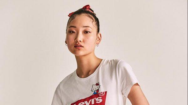 LEVI's x Hello Kitty LEVI's x Hello Kitty Vanity Teen 虚荣青年 Menswear & new faces magazine