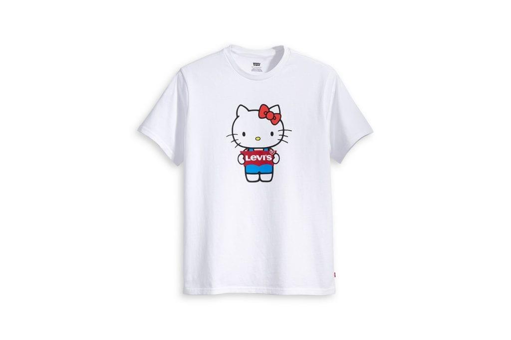 LEVI's x Hello Kitty LEVI's x Hello Kitty Vanity Teen 虚荣青年 Lifestyle & new faces magazine