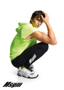 MSGM Activewear Collection