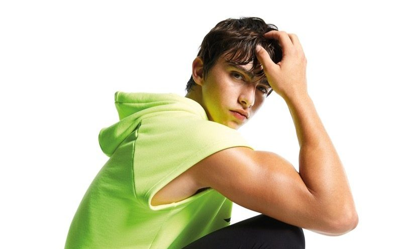 MSGM Activewear Collection MSGM Activewear Collection Vanity Teen 虚荣青年 Menswear & new faces magazine