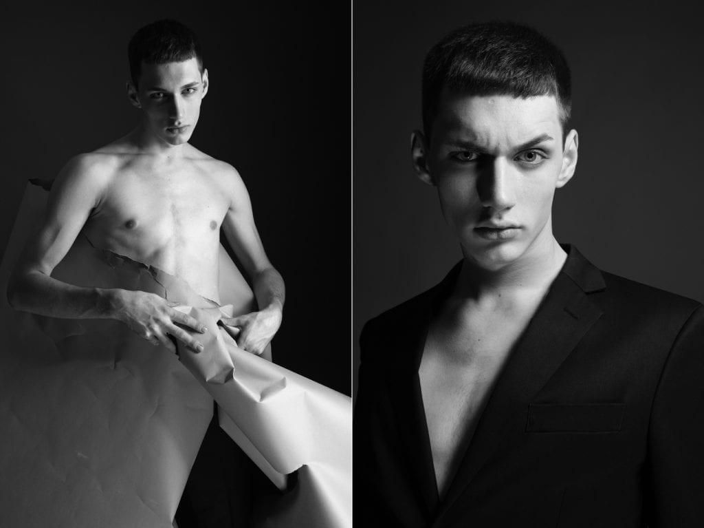 Olaf by Krzysztof Wyzynski Olaf by Krzysztof Wyzynski Vanity Teen 虚荣青年 Menswear & new faces magazine