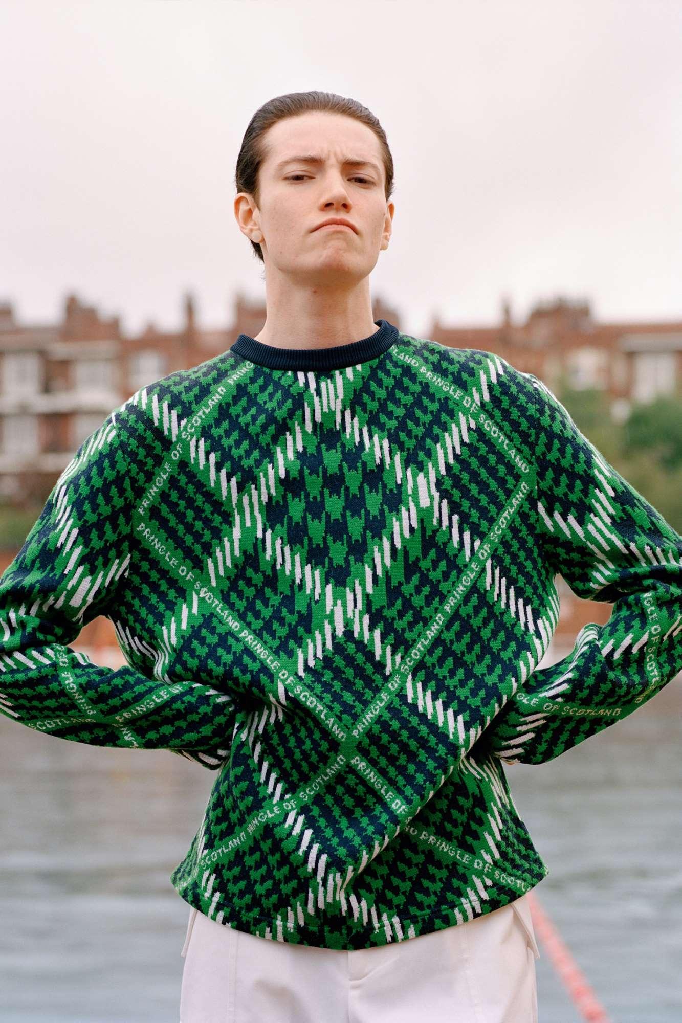 Pringle of Scotland SS/2020 Pringle of Scotland SS/2020 Vanity Teen Menswear & new faces magazine