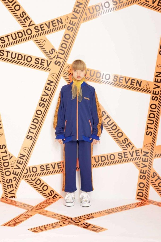 Studio Seven F/W 2019 Studio Seven F/W 2019 Vanity Teen 虚荣青年 Menswear & new faces magazine