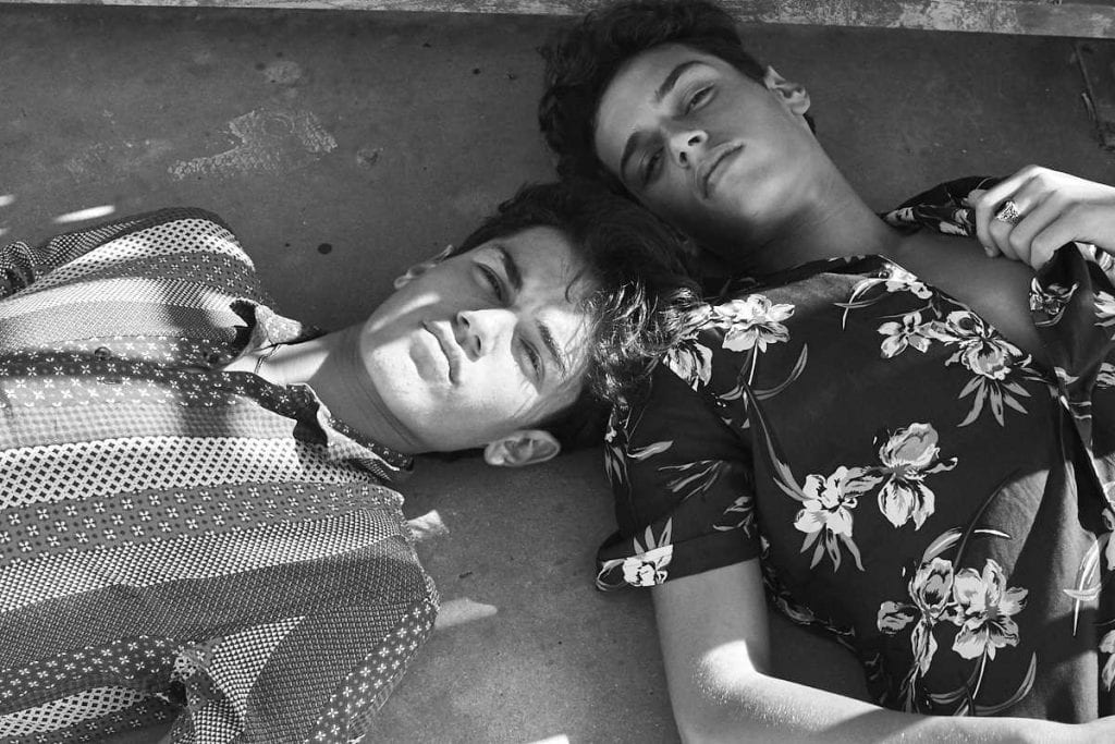 Yuval Harel & Lior Harel by Roei Sarusi Yuval Harel & Lior Harel by Roei Sarusi Vanity Teen 虚荣青年 Menswear & new faces magazine