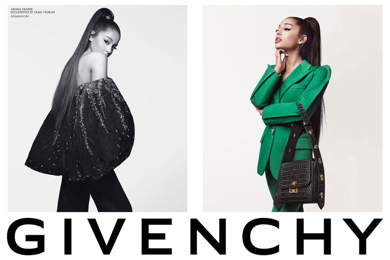 Ariana Grande x Givenchy Ariana Grande x Givenchy Vanity Teen Menswear & new faces magazine