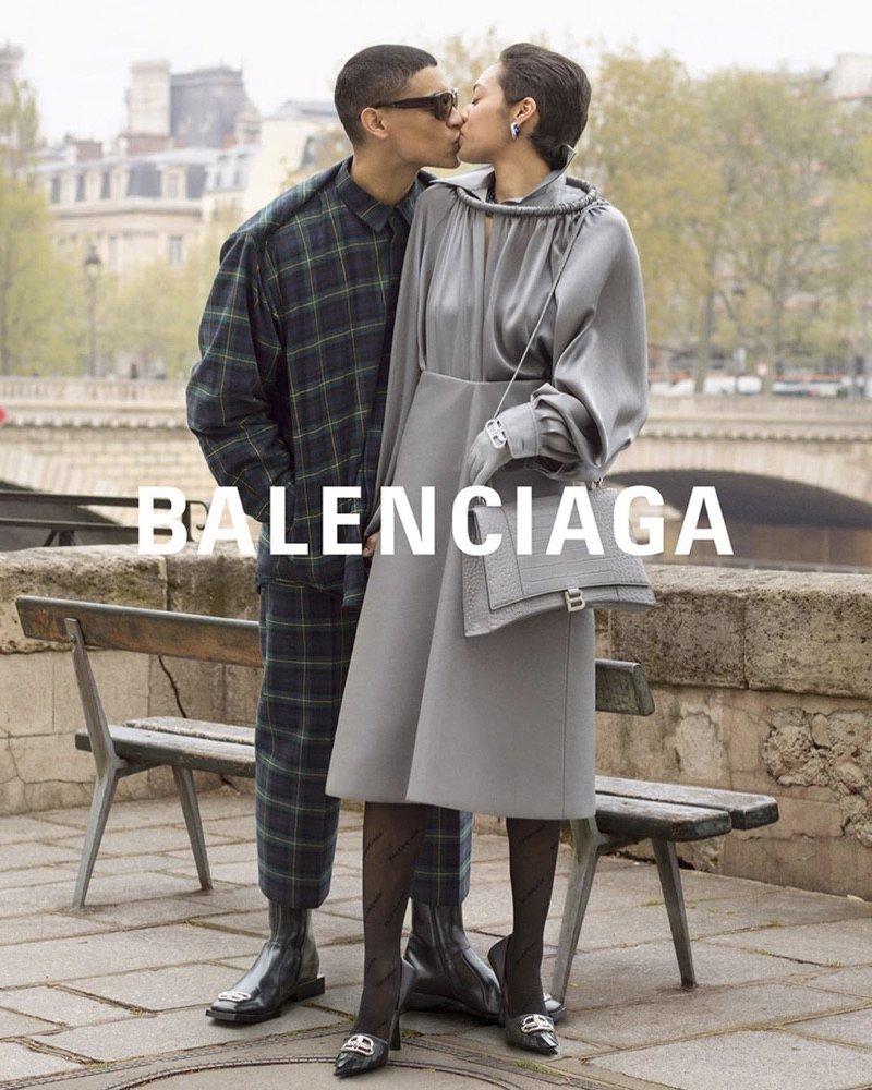 Balenciaga F/W 2019 Campaign Balenciaga F/W 2019 Campaign Vanity Teen 虚荣青年 Lifestyle & new faces magazine