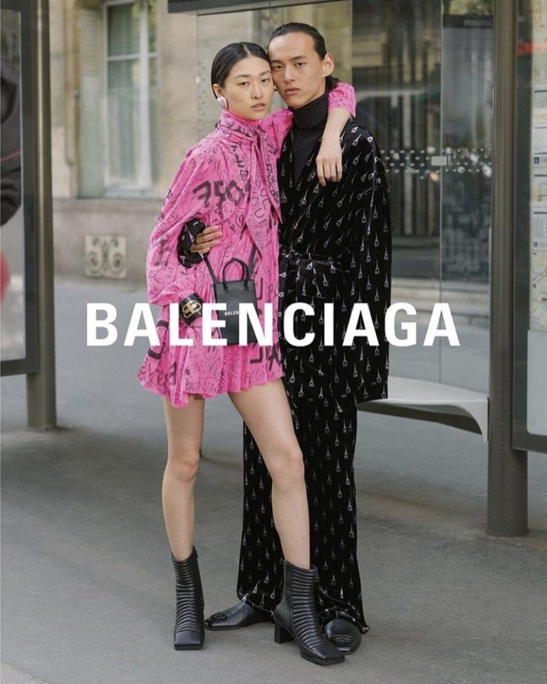 Balenciaga F/W 2019 Campaign