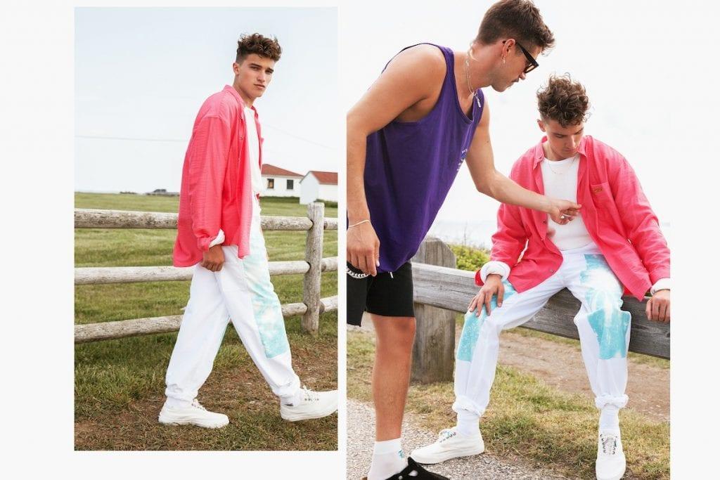 Bossi Sportswear SS2020 Bossi Sportswear SS2020 Vanity Teen 虚荣青年 Menswear & new faces magazine