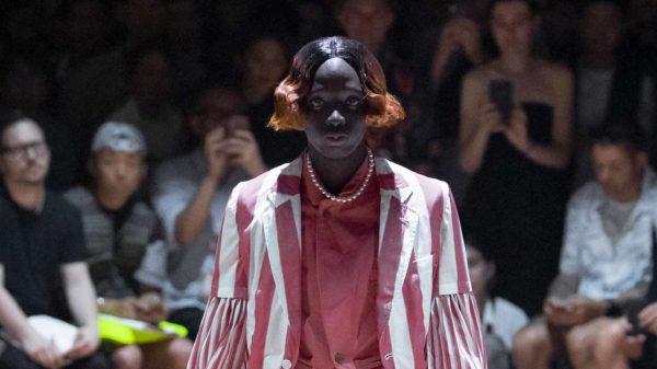 COMME des GARÇONS Homme Plus SS/2020 COMME des GARÇONS Homme Plus SS/2020 Vanity Teen Menswear & new faces magazine