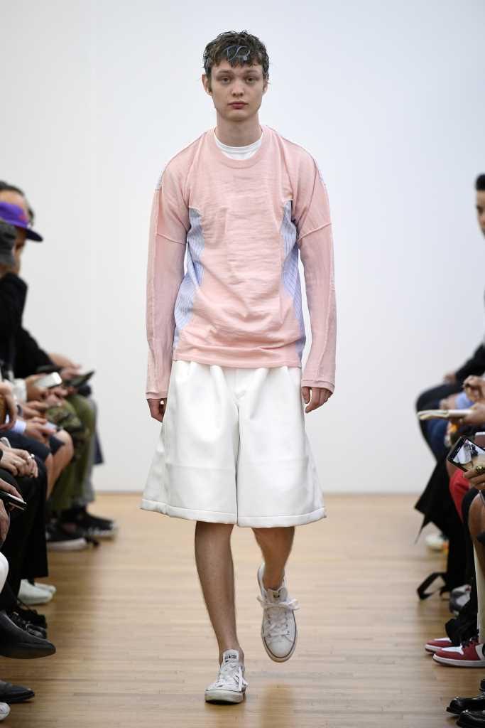 COMME des GARÇONS Homme Shirt SS/2020