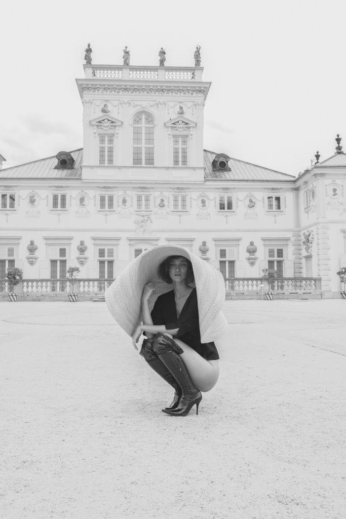 Paula Bulczynska by Dorota Porębska Paula Bulczynska by Dorota Porębska Vanity Teen 虚荣青年 Menswear & new faces magazine