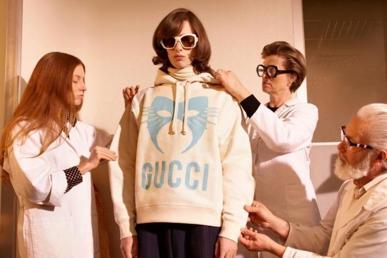 Gucci 'Manifiesto' FW2019