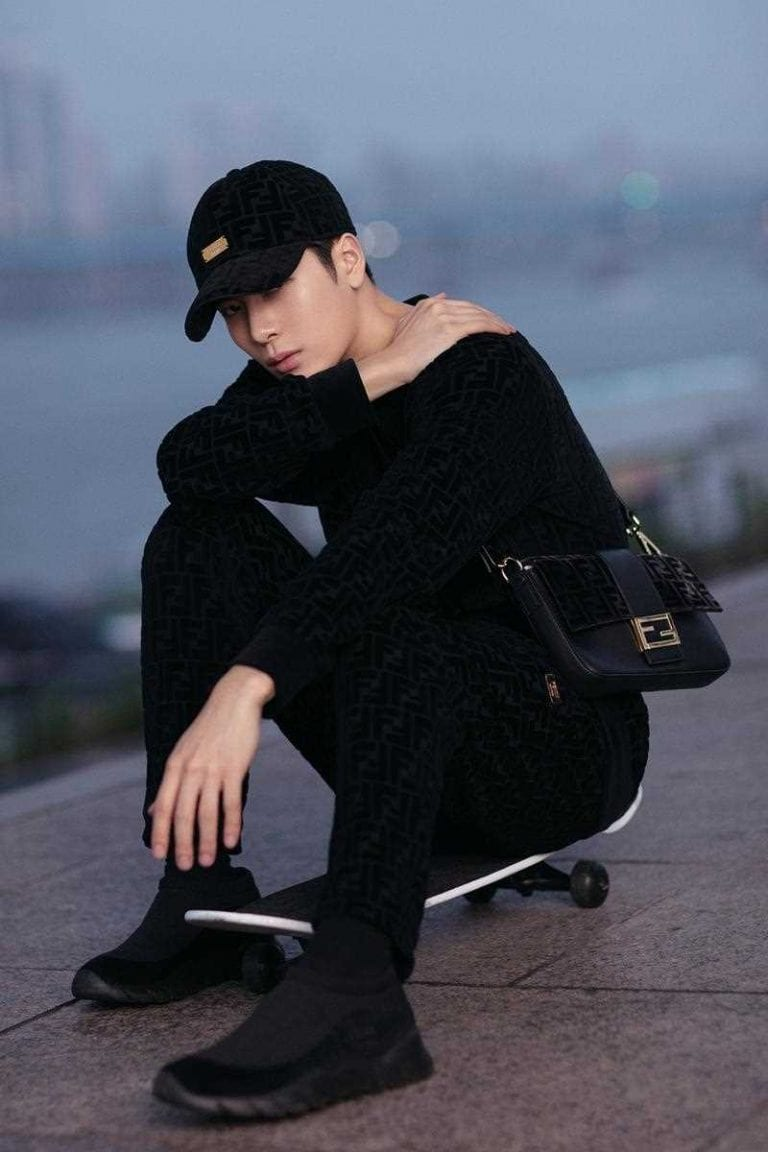 Jackson Wang x Fendi Collection