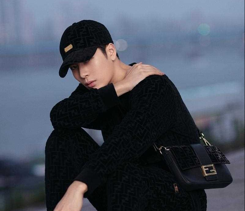 Jackson Wang x Fendi Collection Jackson Wang x Fendi Collection Vanity Teen 虚荣青年 Lifestyle & new faces magazine