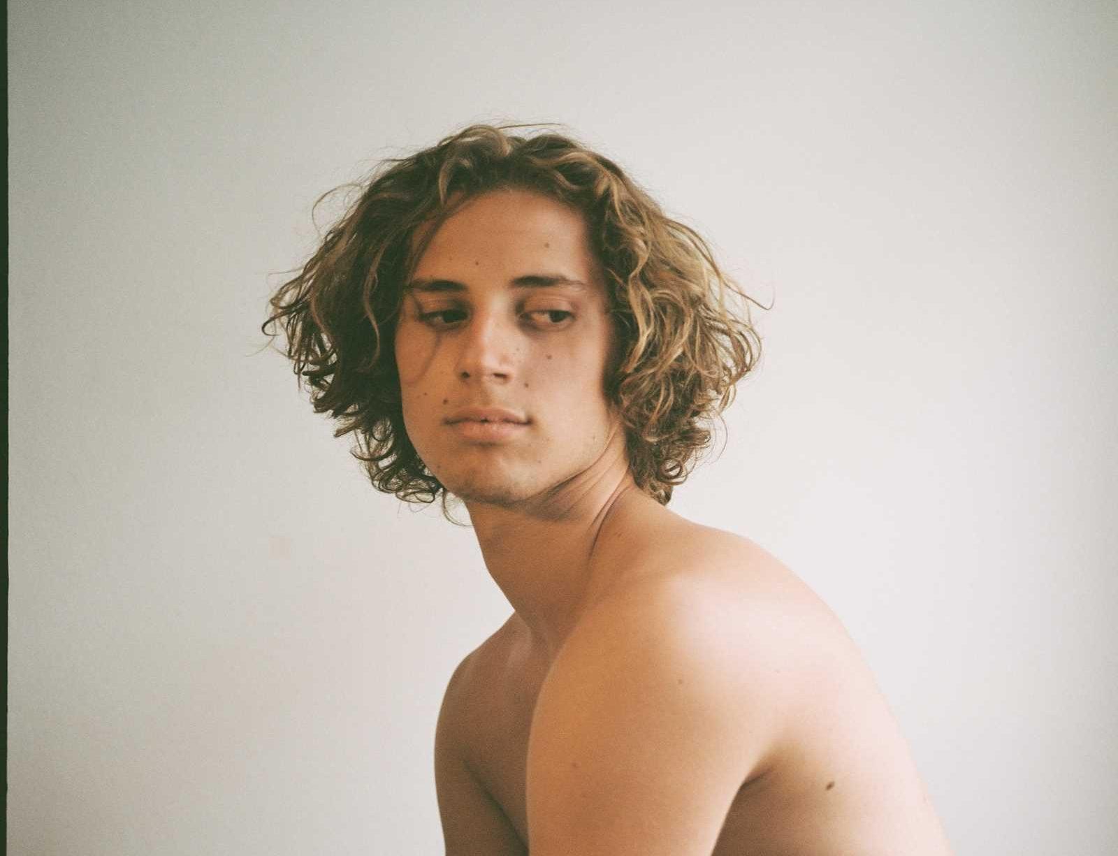 Jacob Ebrahim by Hannes Gade Jacob Ebrahim by Hannes Gade Vanity Teen 虚荣青年 Lifestyle & new faces magazine