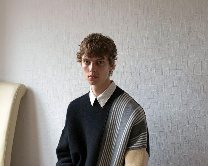 Jil Sander F/W 2019 Jil Sander F/W 2019 Vanity Teen Menswear & new faces magazine