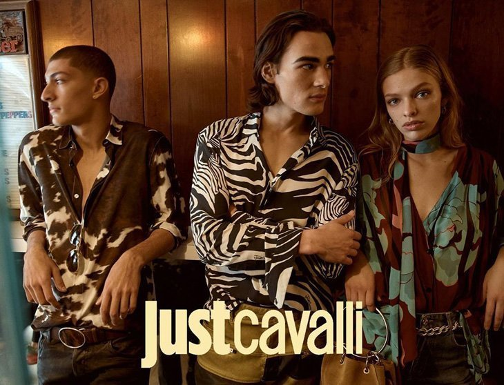 Just Cavalli F/W 2019 Just Cavalli F/W 2019 Vanity Teen 虚荣青年 Menswear & new faces magazine