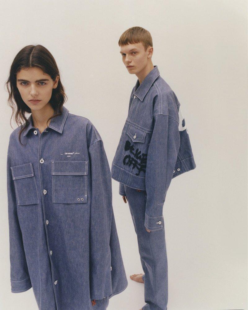 Off-White Denimwear Off-White Denimwear Vanity Teen 虚荣青年 Menswear & new faces magazine