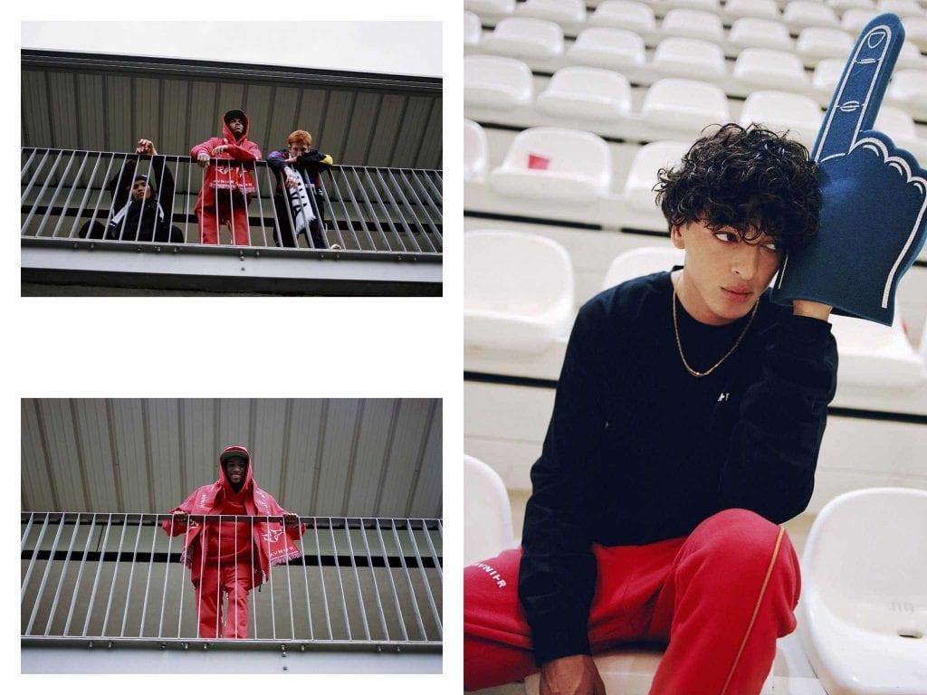AVNIER FW19 AVNIER FW19 Vanity Teen 虚荣青年 Menswear & new faces magazine