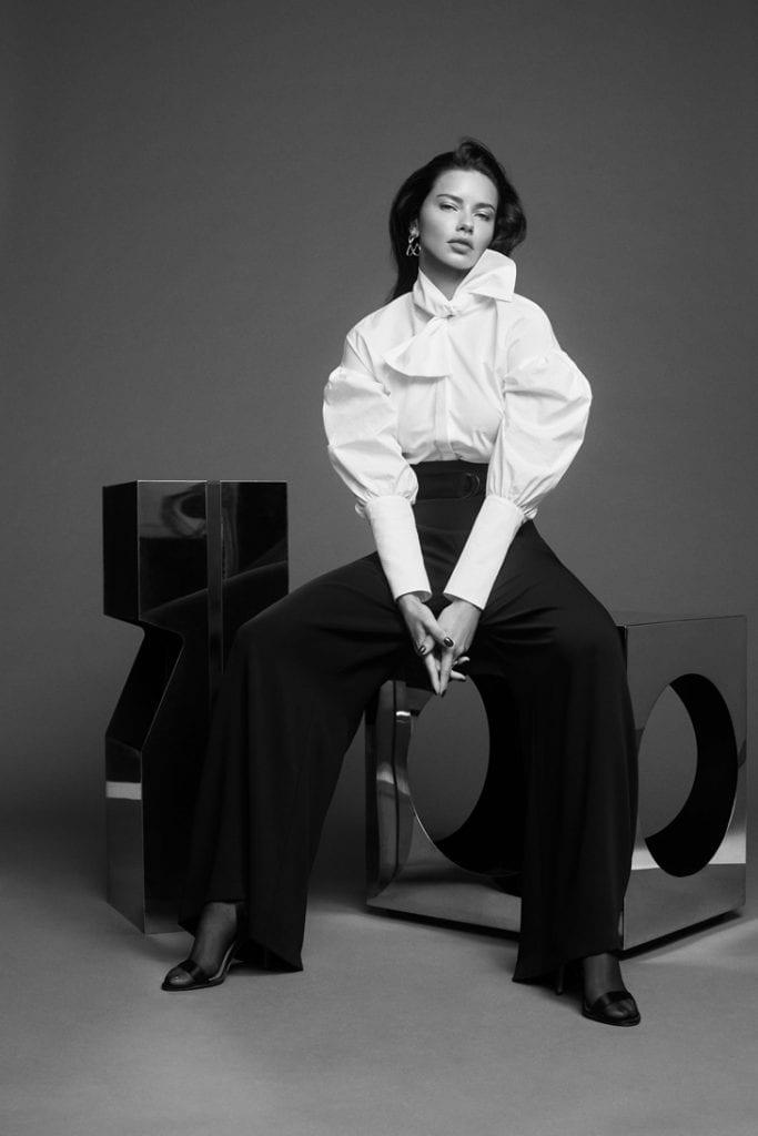 BCBGMAXAZRIA FW19 BCBGMAXAZRIA FW19 Vanity Teen 虚荣青年 Menswear & new faces magazine
